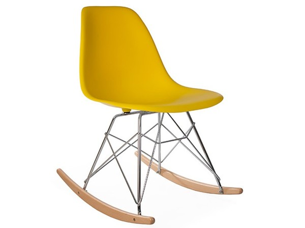 Eames Rocking Chair RSR - Amarillo